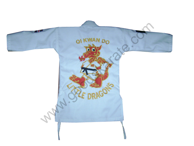 EMBROIDERED UNIFORMS