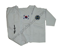 ITF CUSTOM UNIFORMS