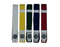ITF Color belts