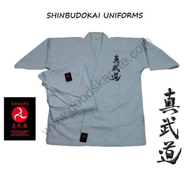 SHINBUDOKAI UNIFORMS