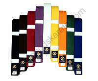 KYOKUSHINKAI COLOR BELTS