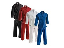 Karate Gi Colors