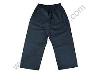 Black Karate Trousers