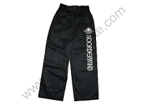 CUSTOM EMBROIDERED TROUSERS