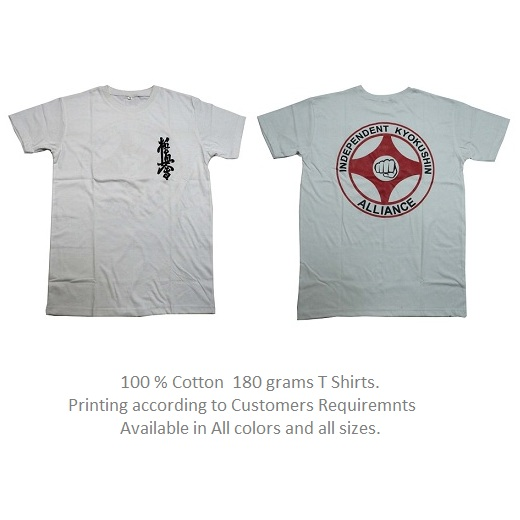 T Shirts with Printing
